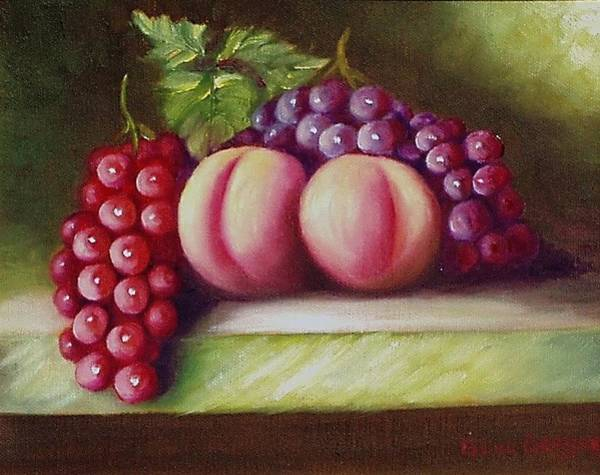 Painting - A Wee Snack by Gene Gregory