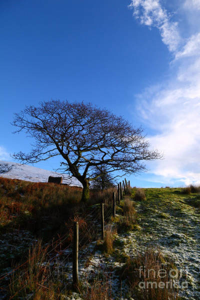 Photograph - A Welsh Winter Morning by James Brunker