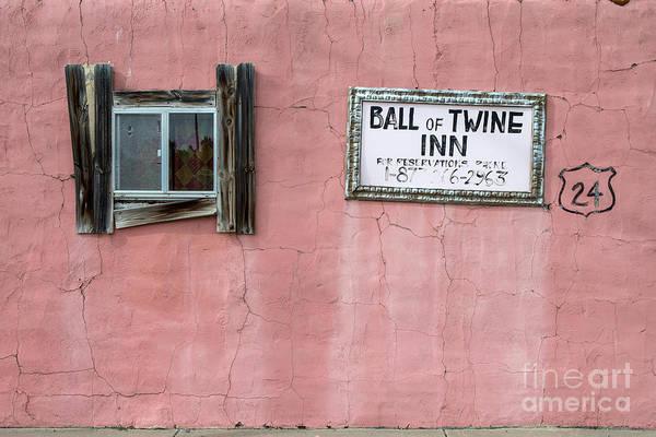Wall Art - Photograph - A Window In Twine  by Rick Mann