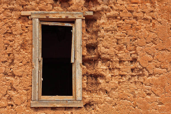 Photograph - A Window Into The Past by Rick Furmanek