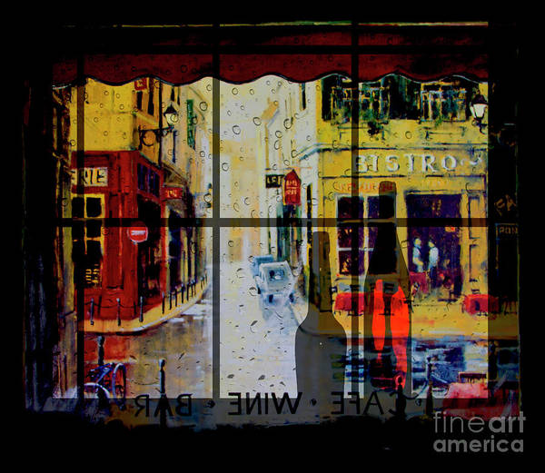 Wall Art - Photograph - A Window On The World by Al Bourassa
