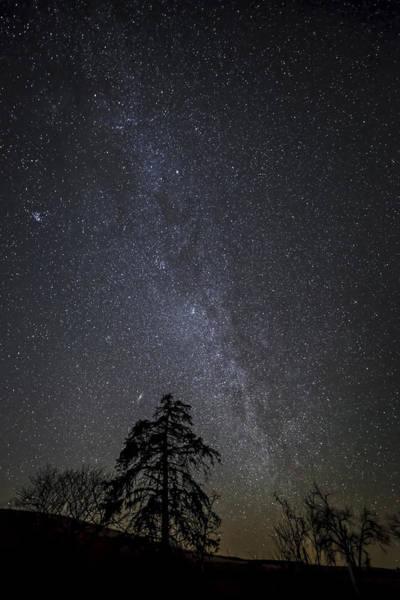 Photograph - A Winter Night by Scott Bean
