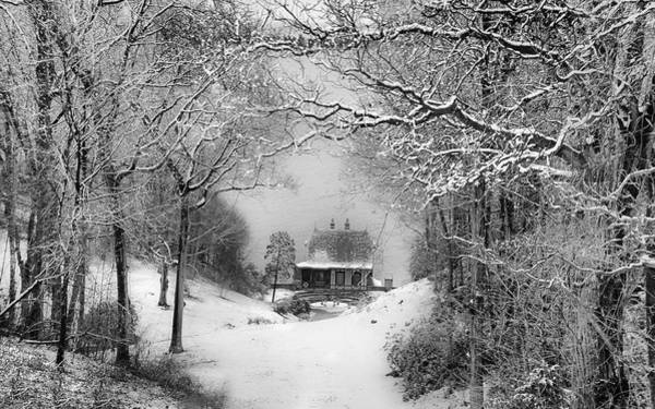 Photograph - A Winter's Tale In Centerport New York by Alissa Beth Photography