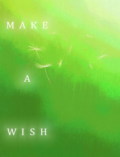 Mixed Media - A Wish by Dan Sproul
