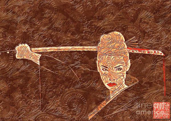 Painting - A Woman Scorned by Lita Kelley