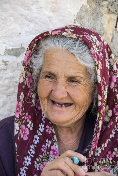 Photograph - A Wonderful Smile by Bob Phillips
