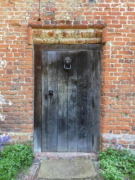 Wall Art - Photograph - A Wooden Gate by Tom Gowanlock