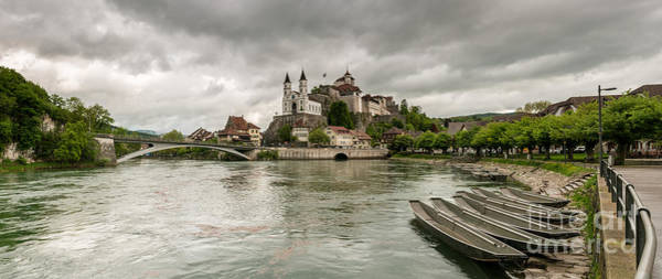 Wall Art - Photograph - Aarburg Castle by DiFigiano Photography