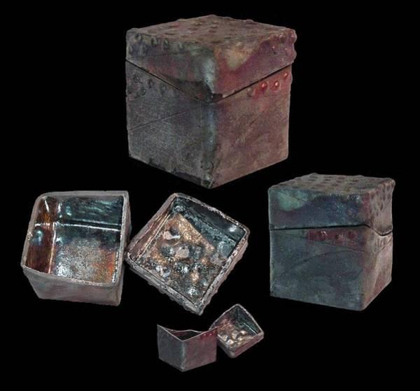 Ceramic Art - Ababinili by Bates Clark