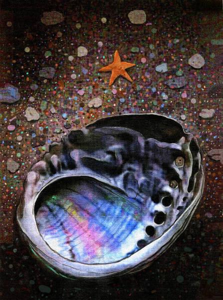 Abalone Art Print