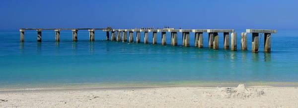 Photograph - Abandond Pier by Sean Allen