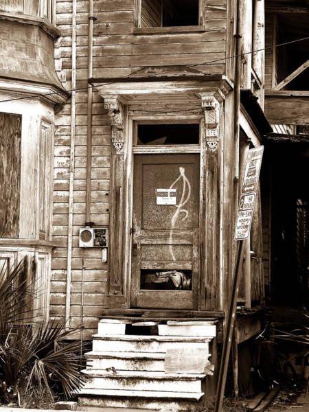 Abandoned 1 Art Print by Melissa Wyatt