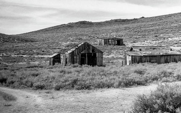 Photograph - Abandoned And Forgotten by Gene Parks
