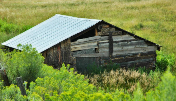 Photograph - Abandoned Barn Of Taos New Mexico by Ginger Wakem