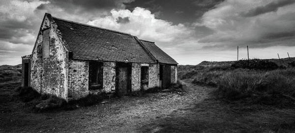 Wall Art - Photograph - Abandoned Bothy by Dave Bowman