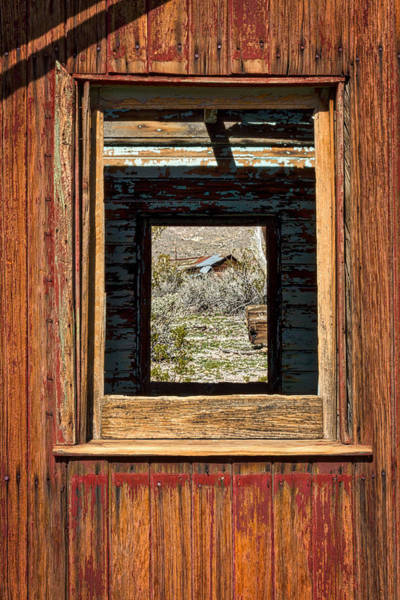 Photograph - Abandoned Caboose Windows by Stuart Litoff