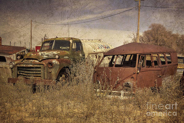 Wall Art - Photograph - Abandoned Classics  by Rob Hawkins