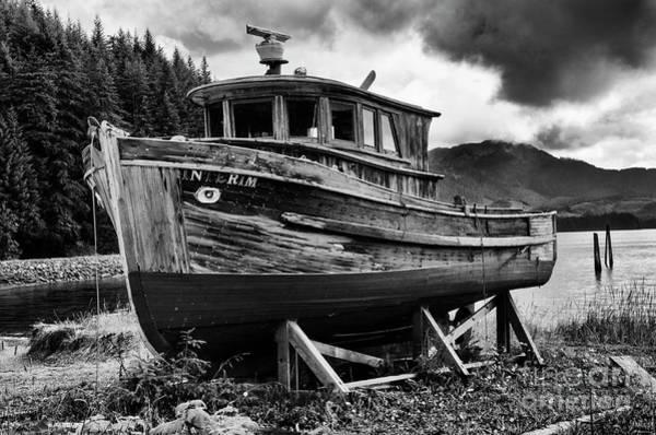 Wall Art - Photograph - Abandoned Dream Alaska by Bob Christopher