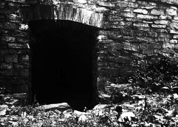 Wall Art - Photograph - Abandoned Entry by Joseph Skompski