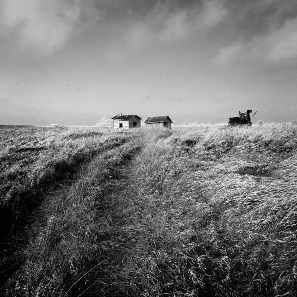 Farmstead Photograph - Abandoned Farmstead by Donald  Erickson
