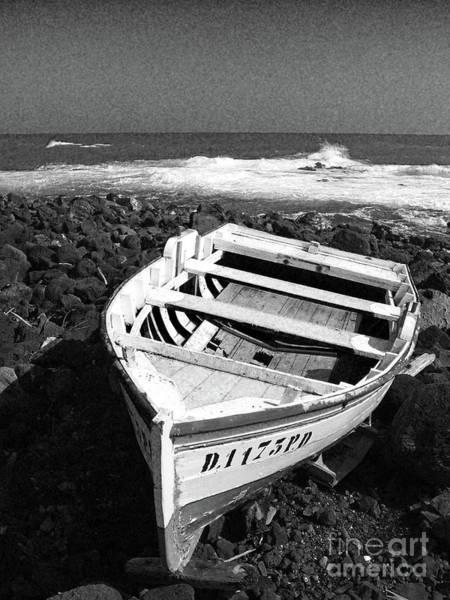 Wall Art - Photograph - Abandoned Fishing Boat by Gaspar Avila