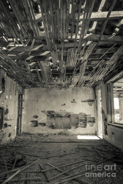 Wall Art - Photograph - Abandoned Home Widtsoe Ghost Town by Edward Fielding