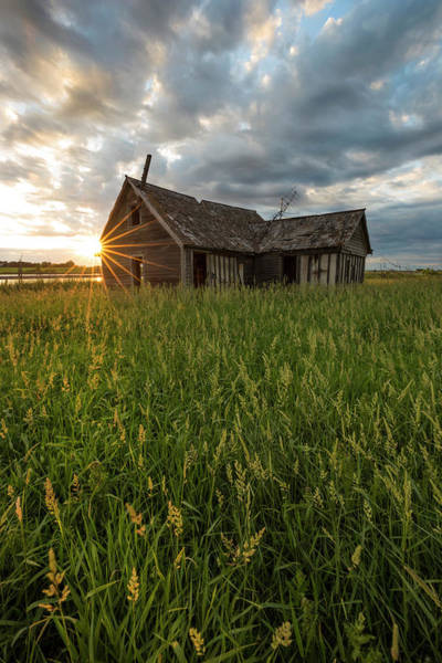 Wall Art - Photograph - Abandoned House 81 Ponds by Aaron J Groen
