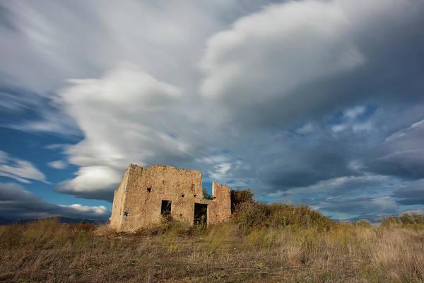 Photograph - Abandoned House by Daniele Fanni