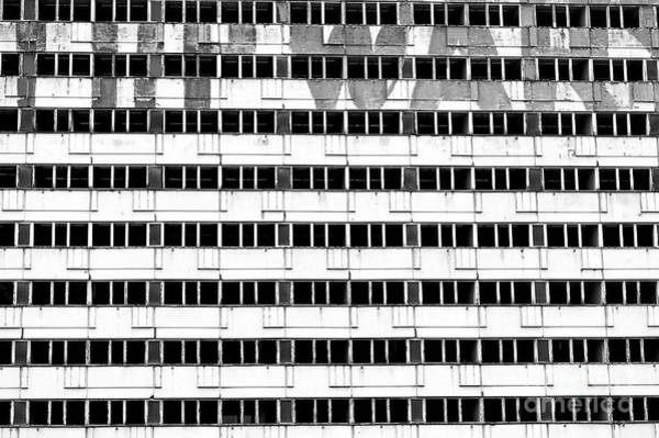 Photograph - Abandoned In East Berlin by John Rizzuto