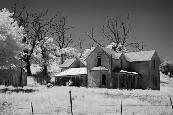 Photograph - Abandoned by Jon Glaser
