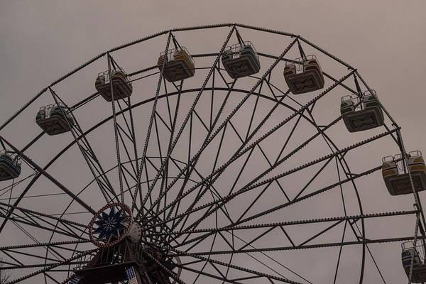 Photograph - Abandoned Joy by Nicole Lloyd