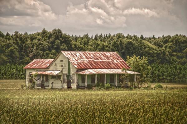 Photograph - Abandoned by Judy Hall-Folde