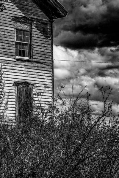 Photograph - Abandoned by Kendall McKernon
