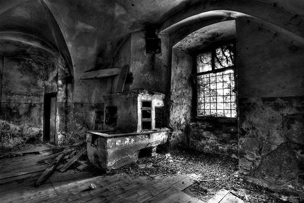 Photograph - Abandoned Kitchen by Ivan Slosar