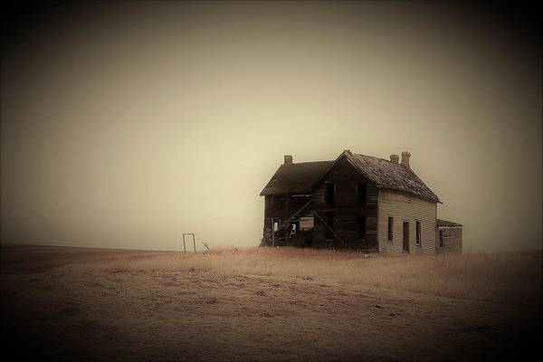 Wall Art - Photograph - Abandoned Memories by Toni Grote
