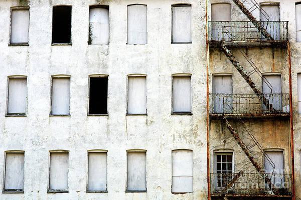 Photograph - Abandoned Metropolitan Hotel by John Rizzuto