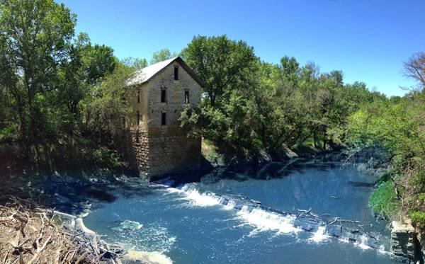 Photograph - Abandoned Mill At Cedar Point by Rod Seel
