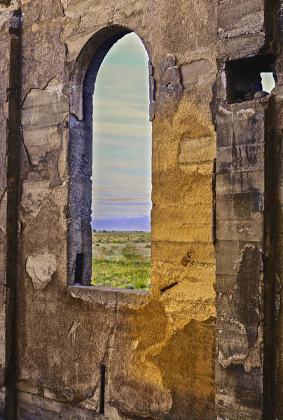 Misson Photograph - Abandoned Mission by Larry Bodinson