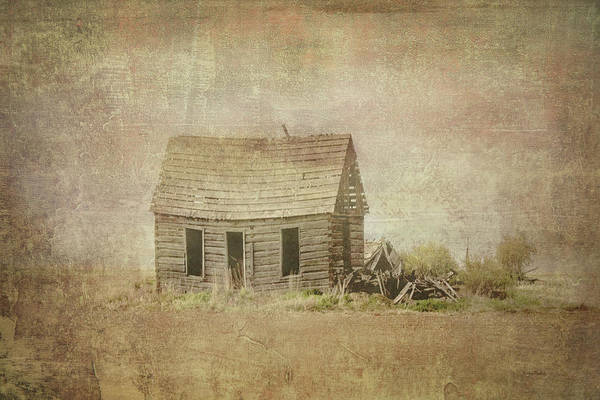 Digital Art - Abandoned by Ramona Murdock
