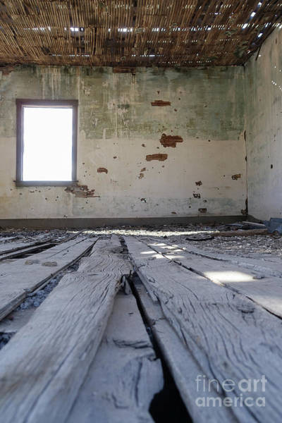 Wall Art - Photograph - Abandoned School House by Wendy Fielding