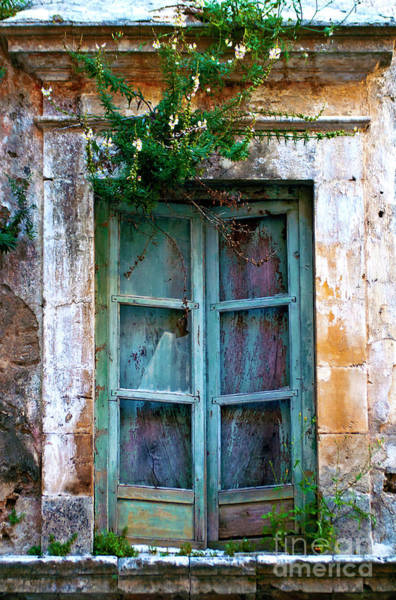 Photograph - Abandoned Sicilian Sound Of Noto by Silva Wischeropp