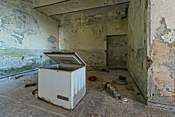 Photograph - Abandoned Summer Camp Building - Colonia Abbandonata 1 by Enrico Pelos
