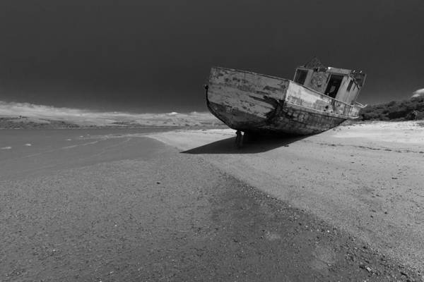 Photograph - Abandonment by Alexander Fedin