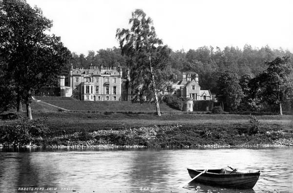 Photograph - Abbots Ford From Tweed by Lee Santa