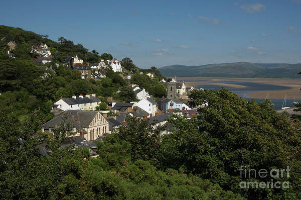 Photograph - Aberdyfi Town, Snowdonia National Park Wales Uk by Keith Morris