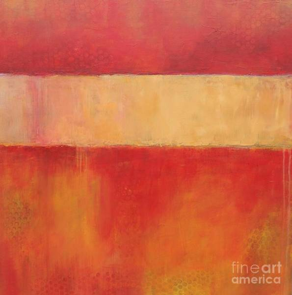 Wall Art - Painting - Ablaze by Kate Marion Lapierre