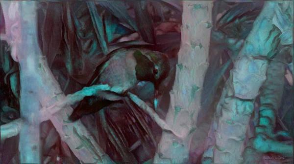 Digital Art - Above It All by Richard Laeton