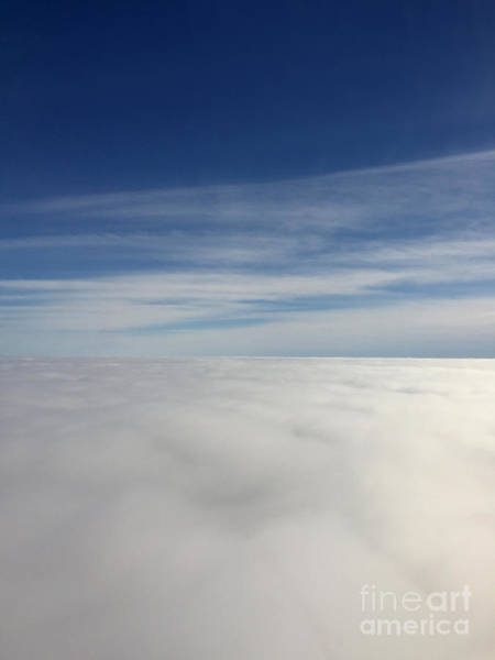 Wall Art - Photograph - Above The Clouds I by Margie Hurwich