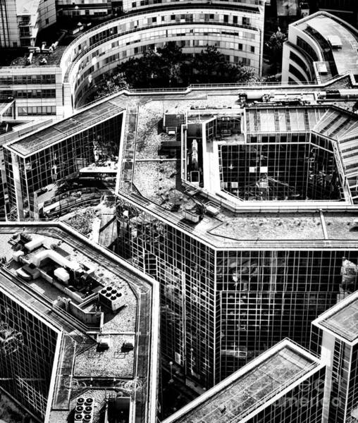 Photograph - Above The Corporate World by Olivier Le Queinec