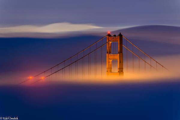 Above The Fog Art Print